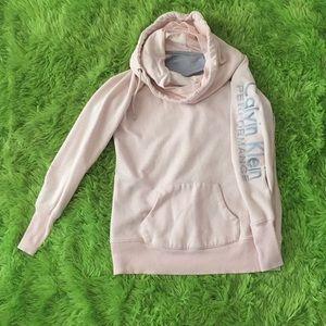 Calvin Klein scoopneck hoodie